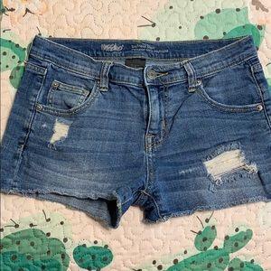 Boyfriend Short Denim Shorts Size 4